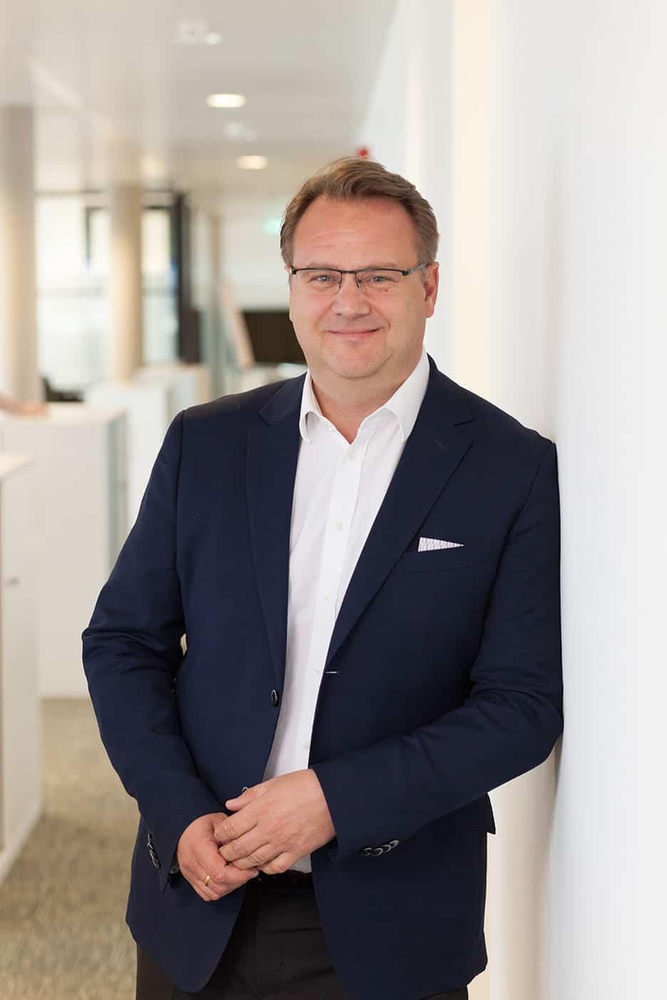 EBRAND Services oprichter Lutz Berneke